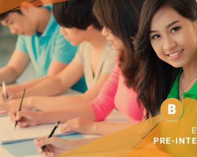 Pre-Intermediate English B