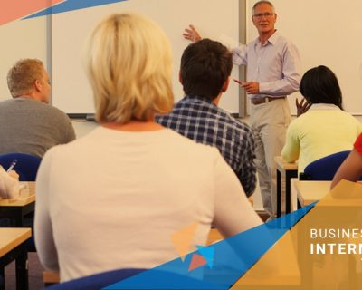 Business English for international trainees